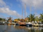 10379677-picture-of-a-harbour-of-boats-in-belize-placencia[1]