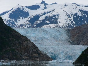 Sawyer Glacier - Cruise and Tour Planners