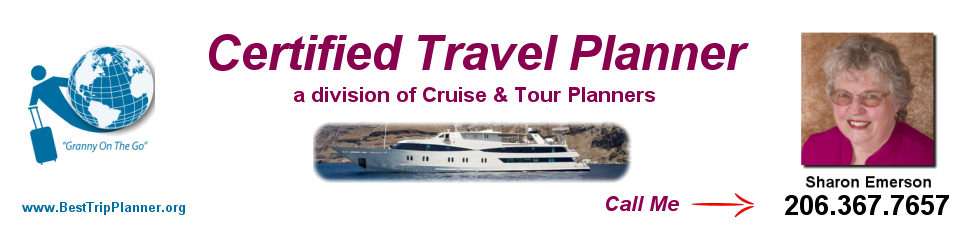 Cruise and Tour Planners