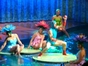 Image of Cruise Ship entertainment - Cruise and Tour Planners