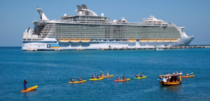 Huge Cruise Ship - Cruise and Tour Planners