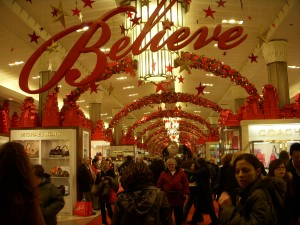 Macy's at Christmas - Cruise and Tour Planners
